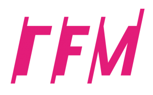 TFM Law logo pink